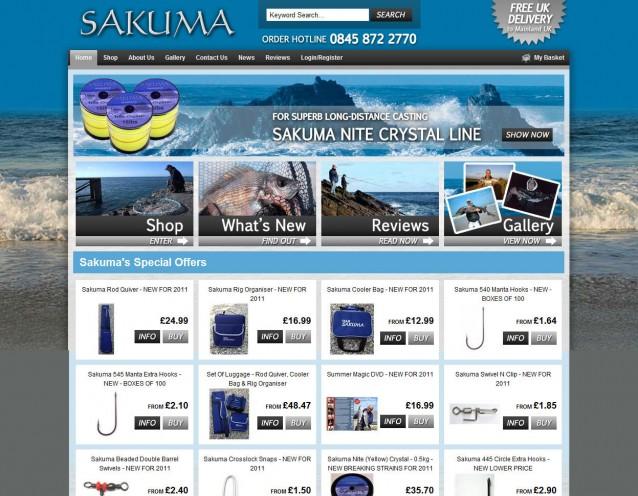 Sakuma - Home